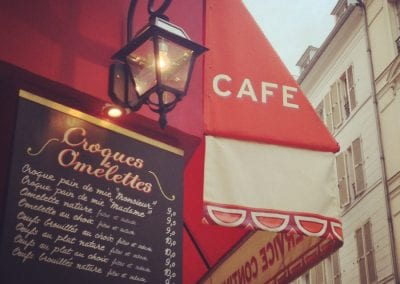French Cafe (Mobilestock)