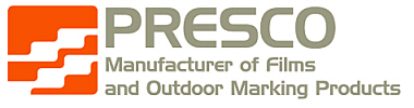 Presco :: Manufacturer of Marking Products and Engineered Films