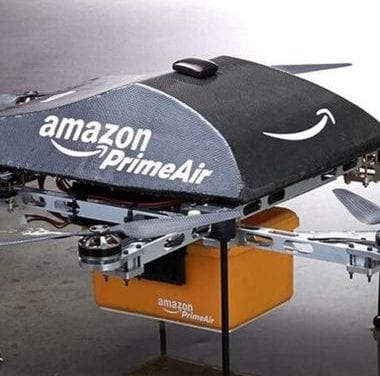 Amazon's Amazing Drone Delivery