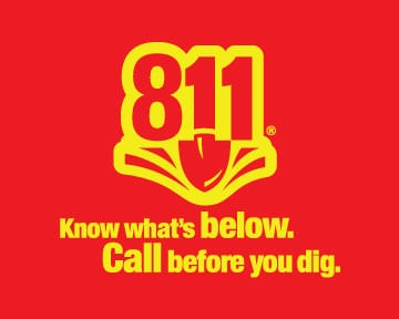 How to avoid calling 911 by dialing 811 before you dig presco