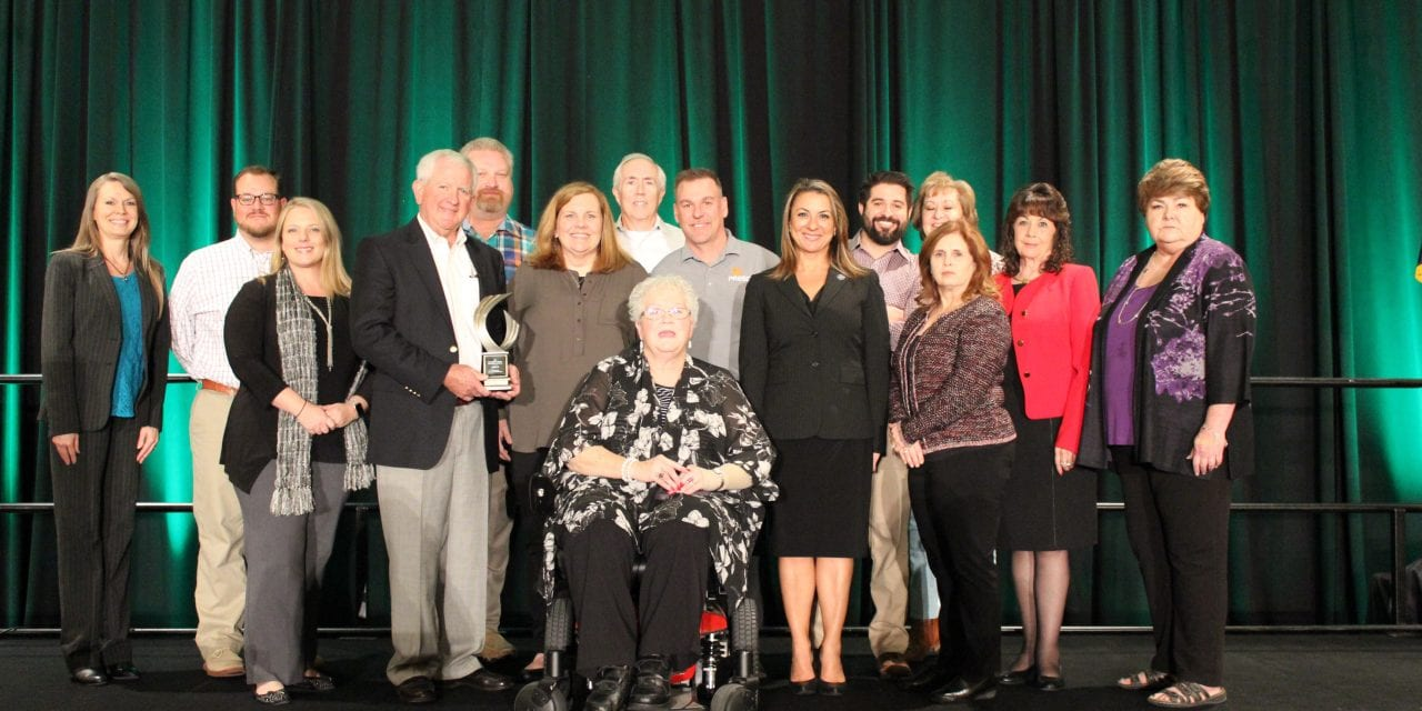 Presco Named Small Employer of the Year
