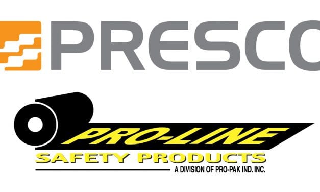 PRESS RELEASE: PRESCO ACQUIRES PRO-LINE SAFETY PRODUCTS