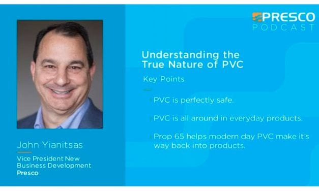 The Marking Minute: Understanding the True Nature of PVC