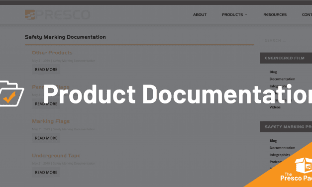 The Presco Package: Product Documentation