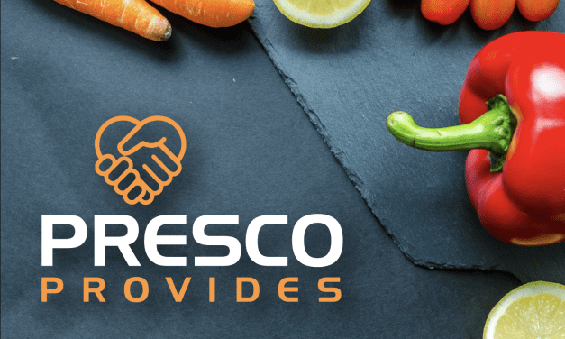 Presco Provides: Food for Families