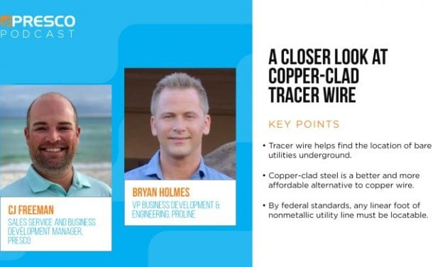 Marking Minute: A Closer Look at Copper-Clad Tracer Wire